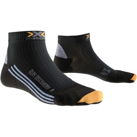 X-Socks Run Discovery New Calcetines Running Mujer, black